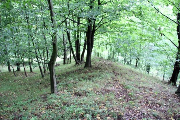 Pravěké hradisko Obersko