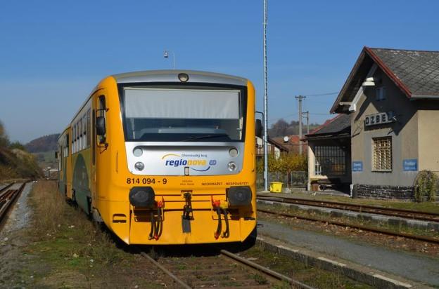 Vlaky Dzbel 1