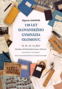 150 let slov.gymnázia
