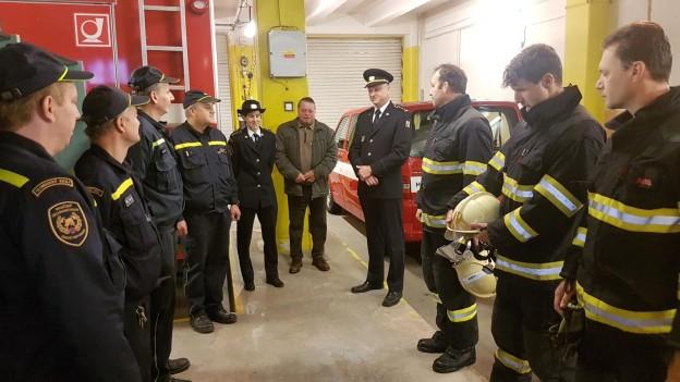 hasiči konice