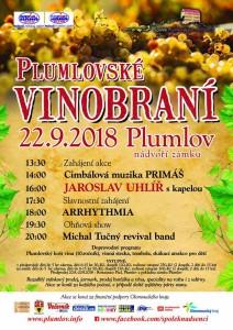 vinobraní plumlov
