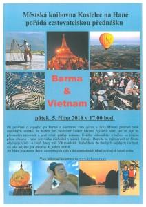 přednáška barma