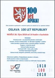 100 let suchdol