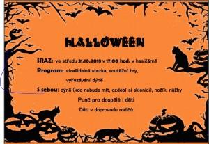 hallowen přemky