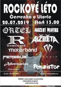 Rockové léto 2019